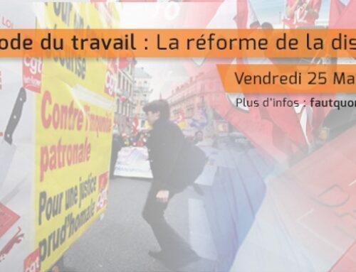 Loi travail : la réforme de la discorde