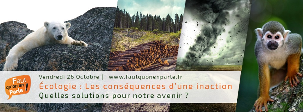 ECOLOGIE : CONSEQUENCES D'UNE INACTION