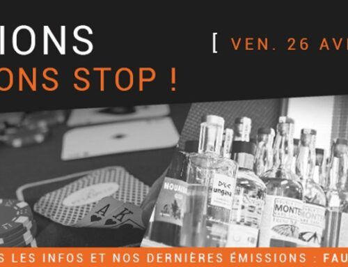 Addictions : disons stop !