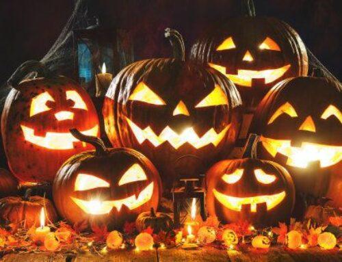 Halloween : êtes vous prêts ? Et au fait d'où ça vient cette fête ?