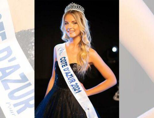 Miss France 2022 : qui est la nouvelle Miss Côte d'Azur?